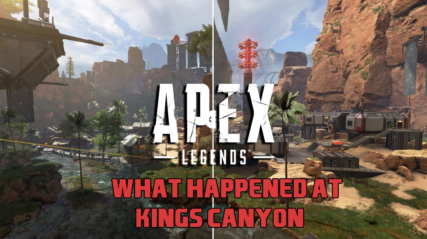 What Happened At Kings Canyon Attack On The Apex Legends Arena