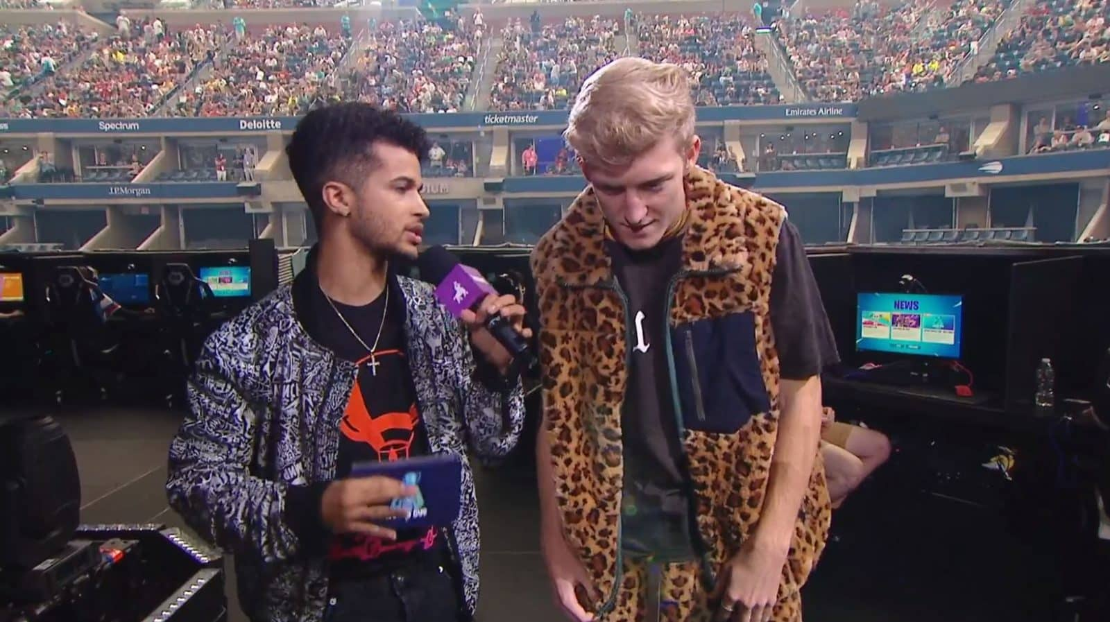 What Was Tfue Wearing at the Fortnite World Cup Finals Solo on Twitch