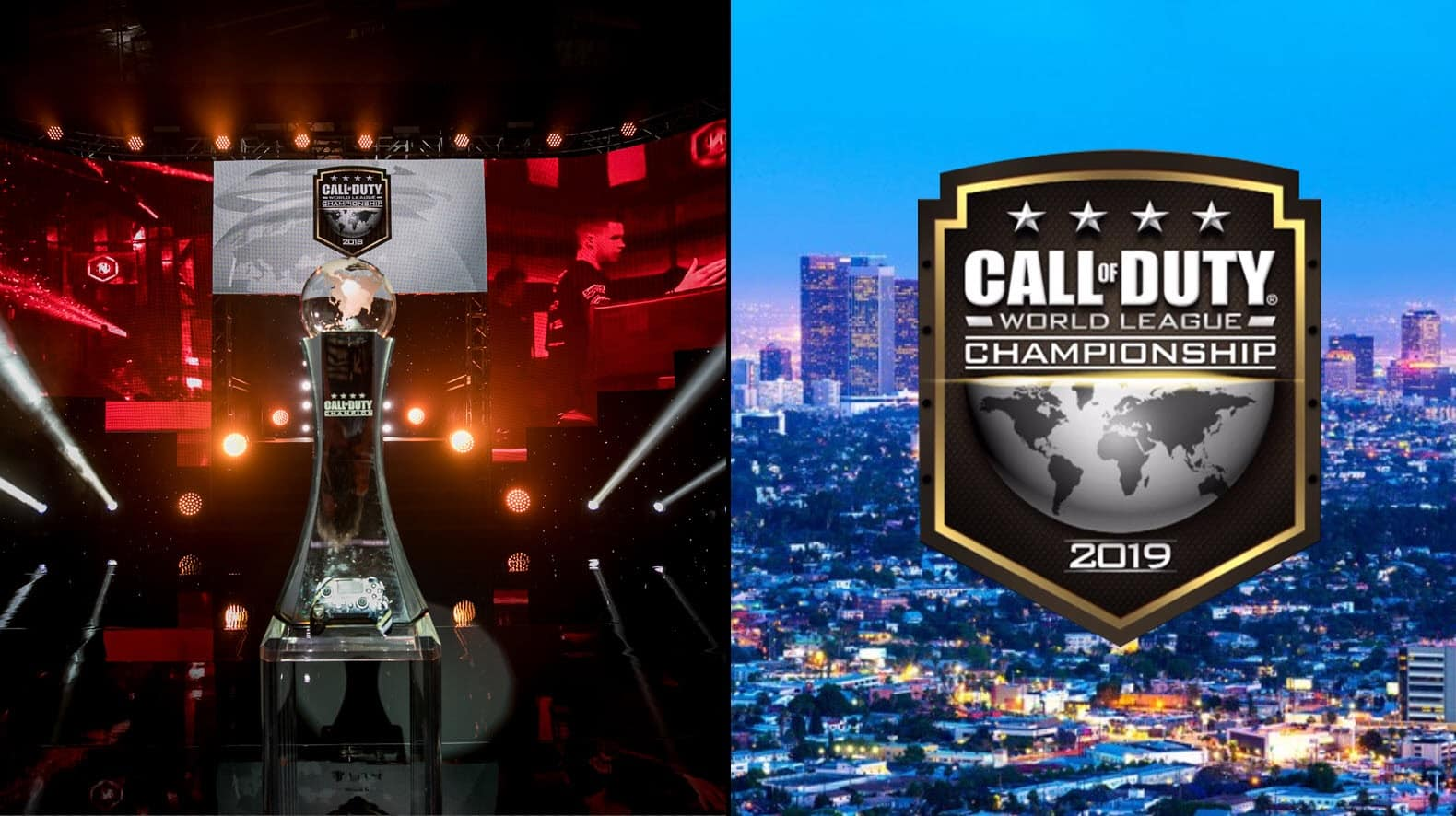 Where to Watch The CWL Championship - Call of Duty World League
