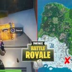 All Fortnite Chest Locations Inside Containers With Windows