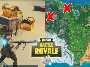 All Fortnite Chests Locations 30 Seconds Guide [Smash And Grab Challenge]