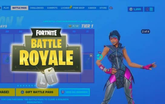 All Fortnite Season 10 Battle Pass Unlocked