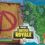 All Fortnite Vault Symbols Locations