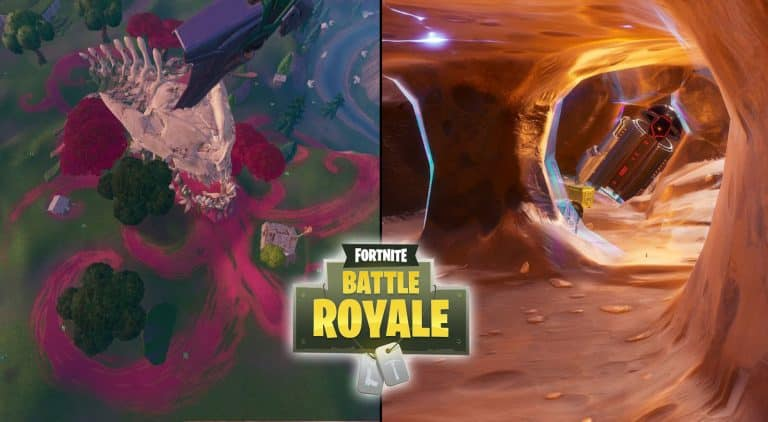All The Fortnite Season 10 Map Changes