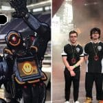 Apex Legends EXP Invitational X-Games Champions TSM