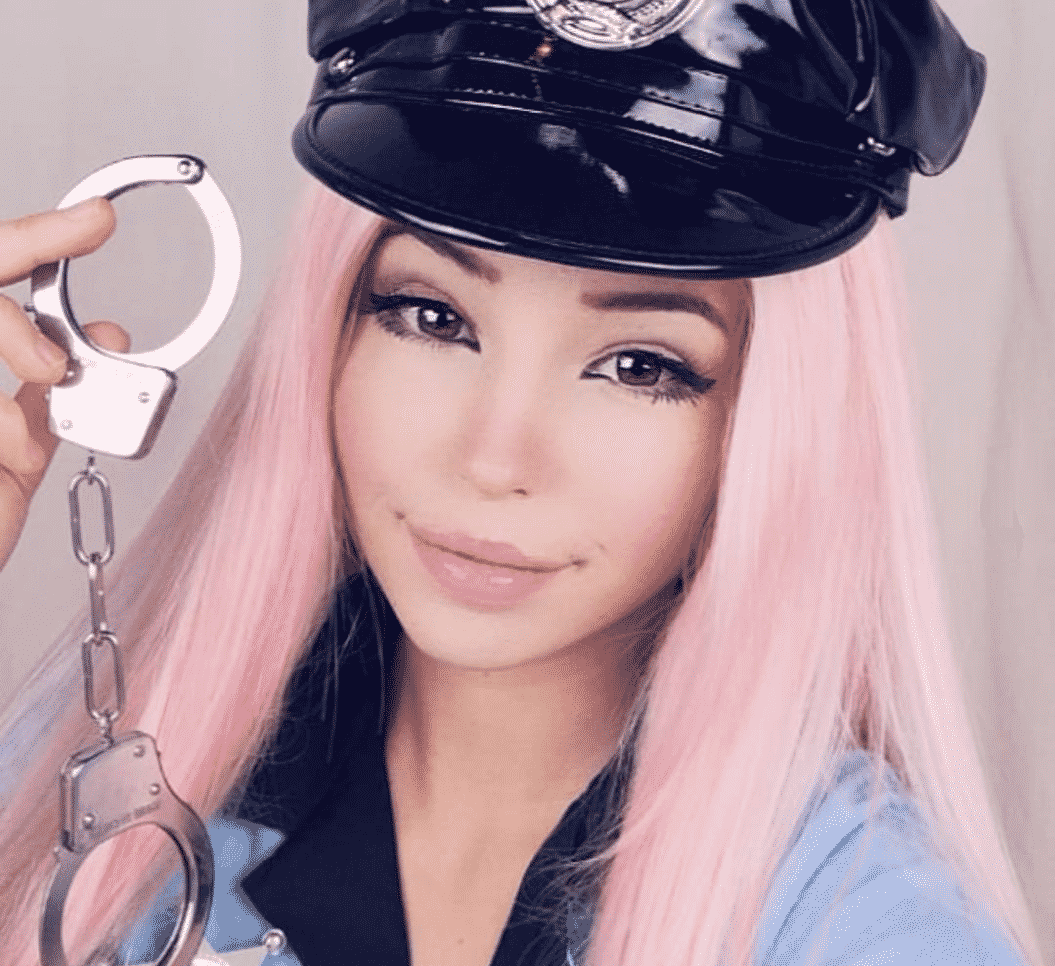Belle Delphine Cosplay Streamer Twitch