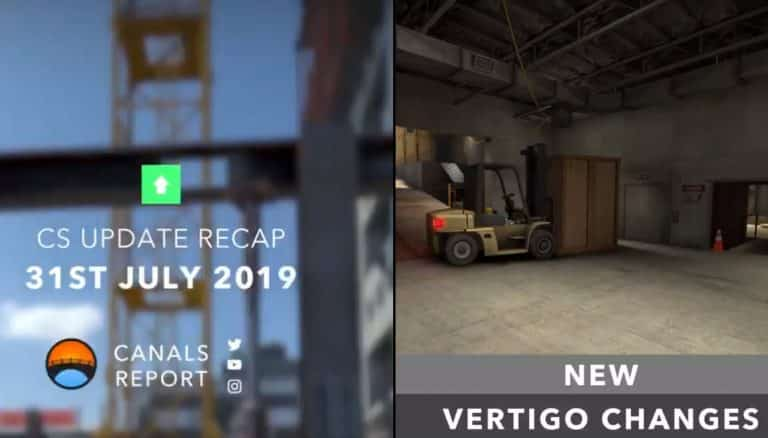 CSGO Update New Maps, Vertigo Changes, And Unranked Matchmaking