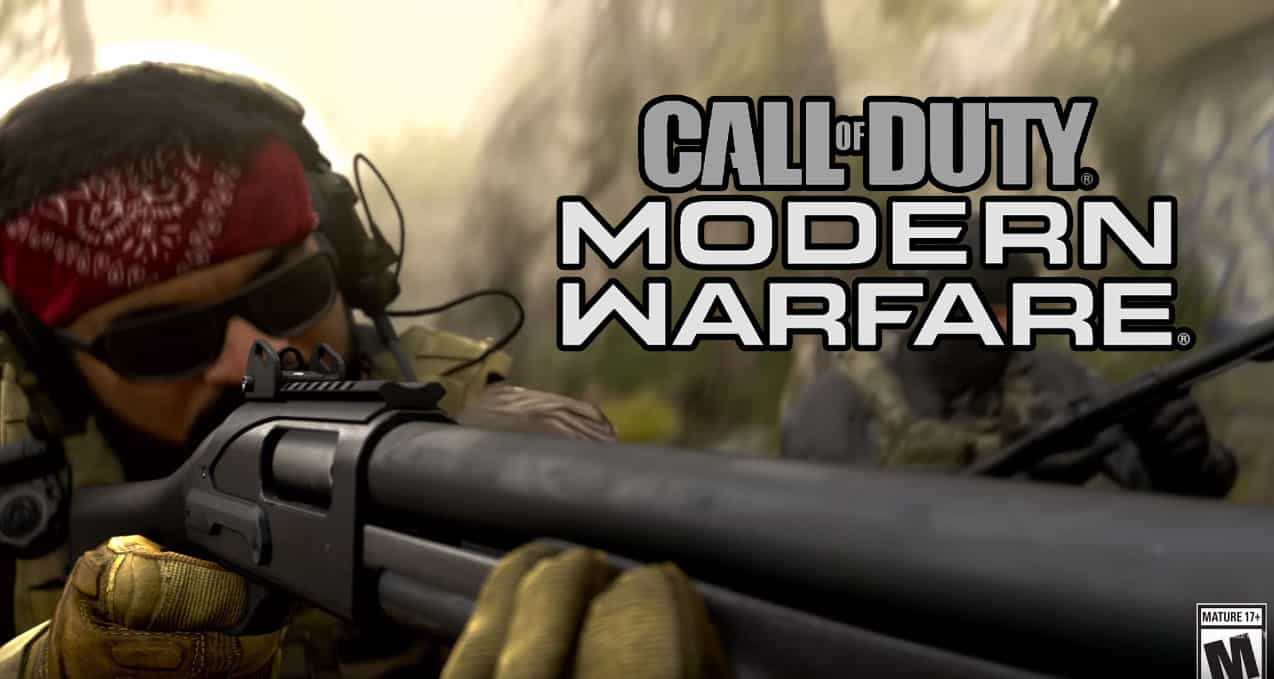 Call of Duty Modern Warfare 2v2 Alpha Coming to PS4
