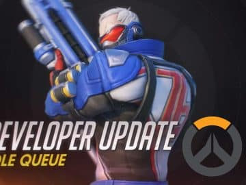 Did the latest patch for Overwatch break the game