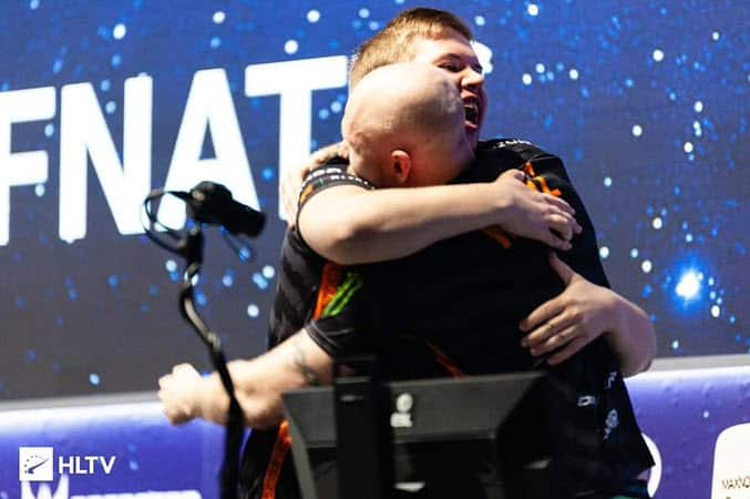 FNATIC CSGO Intensity