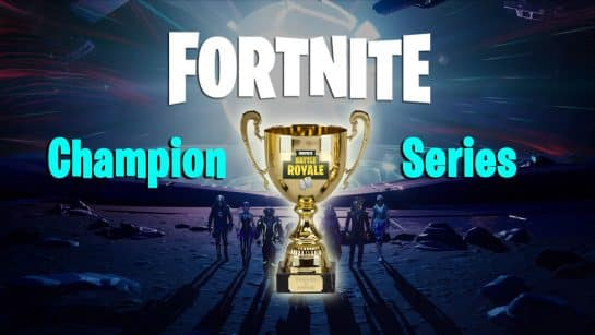 Fortnite Champion Series - Season X Competitive Tournament