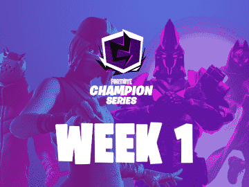 Fortnite Champion Series Week 1 Results