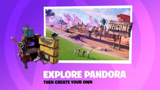 Fortnite X Mayhem Event Here. Epic Games Collaborates With Borderlands