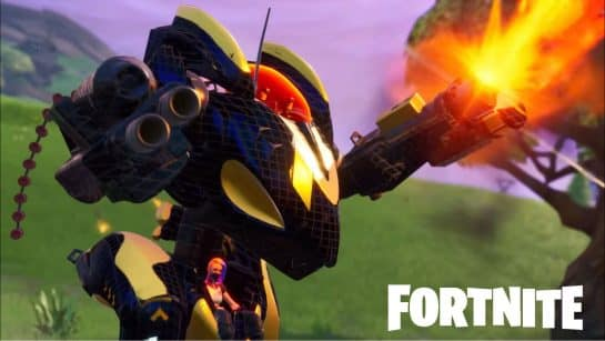 Fortnite's BRUTE Mech Looks Like D.Va From Overwatch