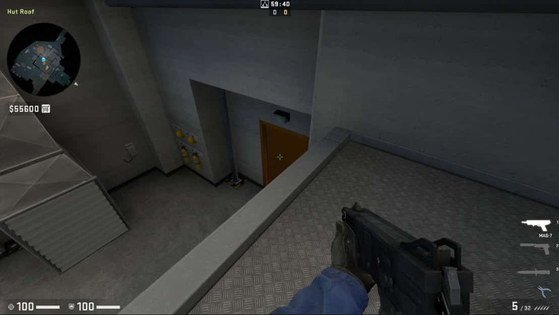MAG-7 esport counter strike