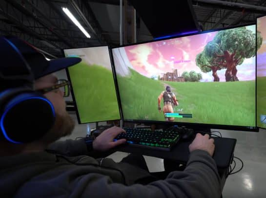 Most Expensive Fortnite Gaming Setups