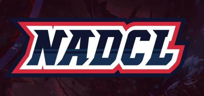 NADCL Esports Competitive Twitter Logo