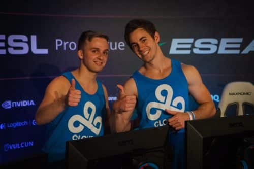 Old Cloud9 CSGO Esports Team