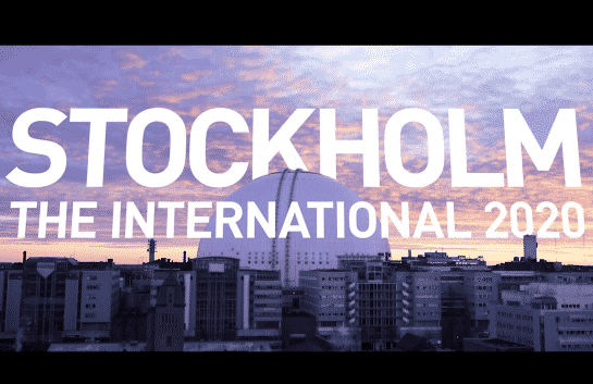 The International 2020 Will Be Held in Stockholm, Sweden