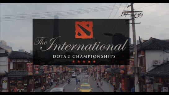The International 9 Group Stage Day 3