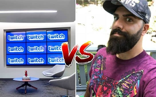 #TwitchOverParty - KEEMSTAR Starts Trend On Twitter To Boycott Twitch