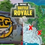 Where Is The Fortnite Graffiti Covered Billboards [Spray And Pray Challenge]