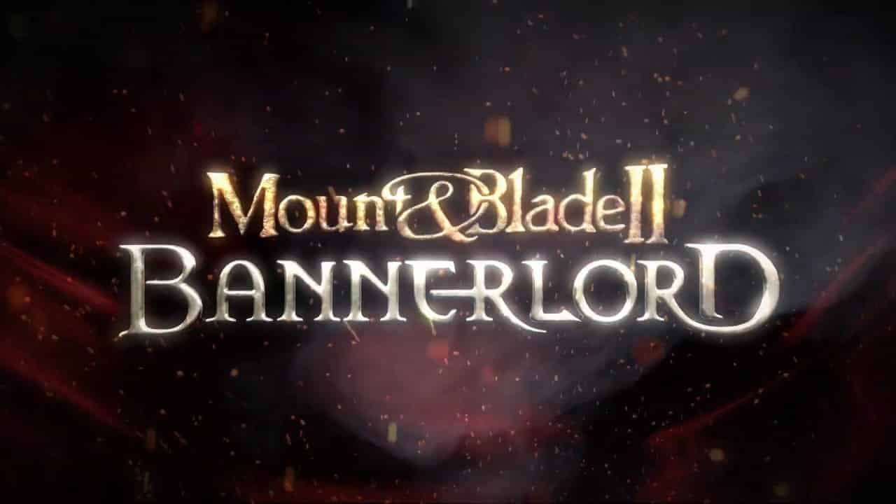 Mount and Blade II: Bannerlord Early Access Announced At Gamescom