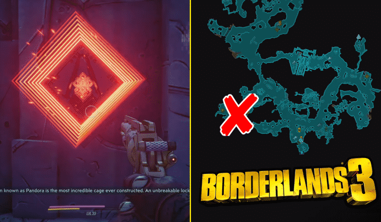 All Eridian Slab Locations In Borderlands 3