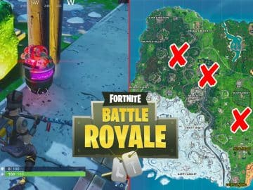 All Fortnite Joker Gas Canisters Locations Guide For Gotham City Challenges