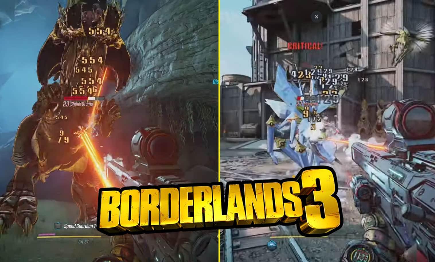 All Legendary Hunt Boss Fight Locations In Borderlands 3