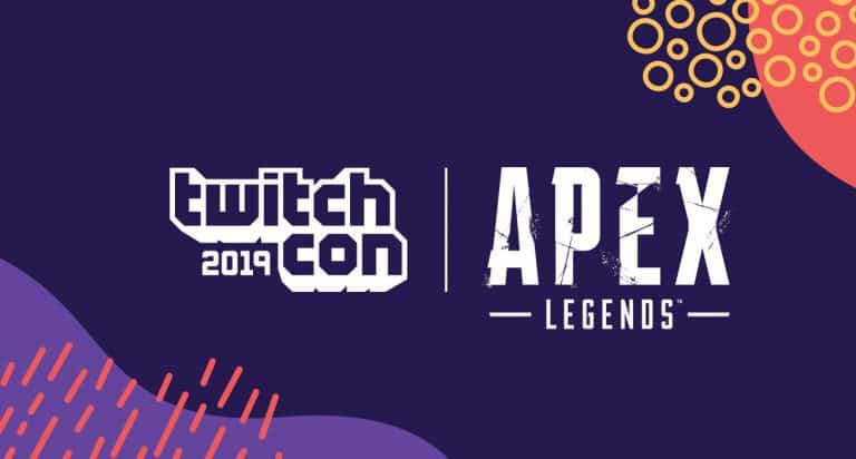 Apex Legends Groups For TwitchCon San Diego 2019 Has Been Revealed
