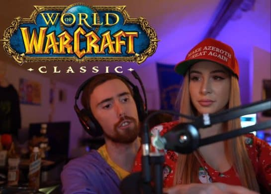 Asmongold Gets Nightblade in WoW Classic