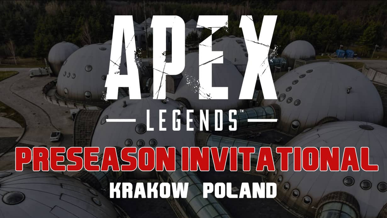 Best Apex Legends Teams Compete Preseason Invitational Poland Sept.13