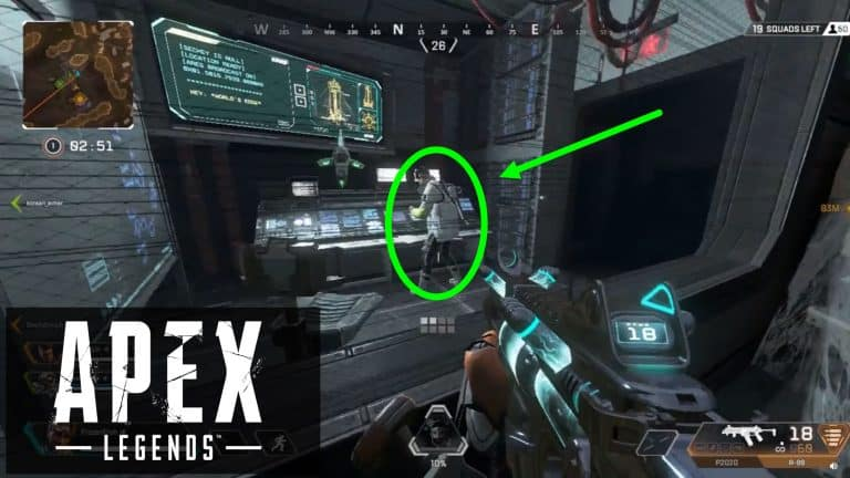 CRYPTO Spotted Recently In Apex Legends. New Character Confirmed