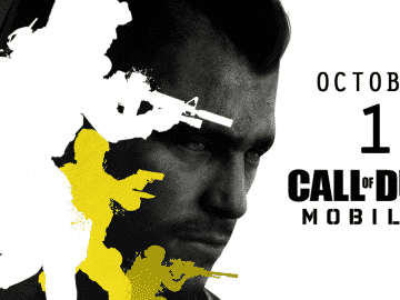Call of Duty Mobile Available Worldwide On October 1st