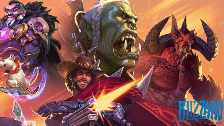 Community Responds To Massive DDos Attack An Blizzard Servers