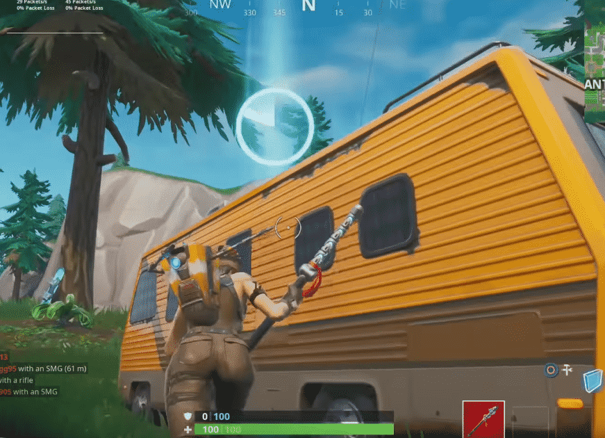 Complete A Time Trial In Fortnite