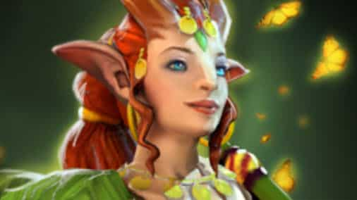 Enchantress Dota 2 icon