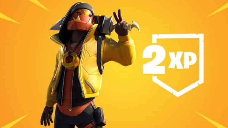 Fortnite is Giving 2XP This Weekend