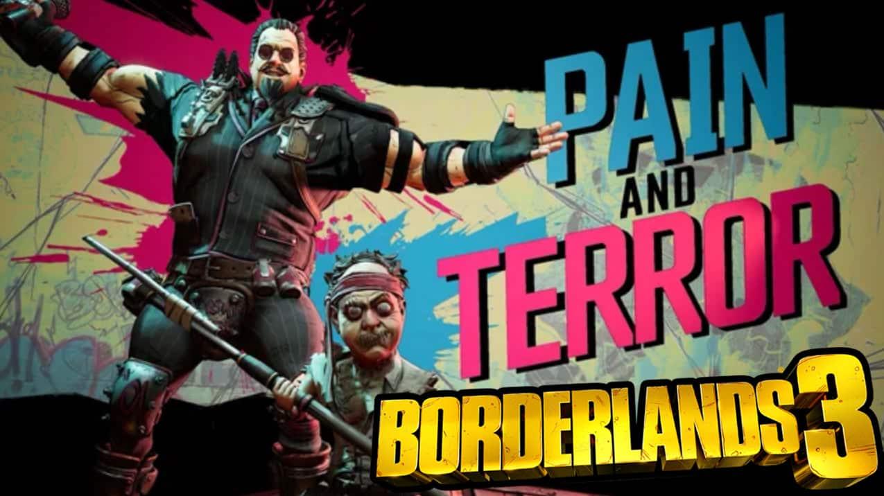 Hidden Overwatch Easter Egg In Borderlands 3