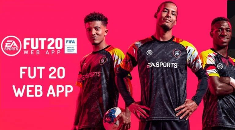 How To Start Out With The FUT 20 WebApp