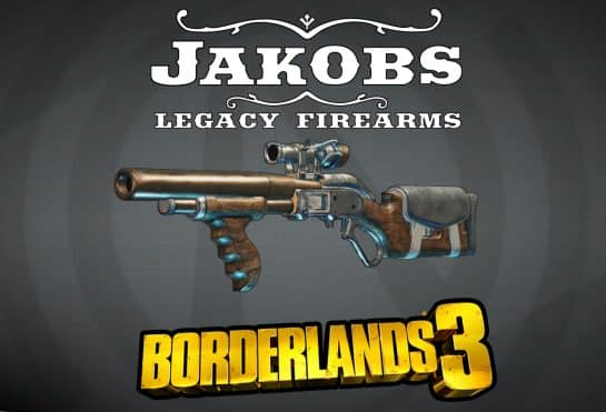 How To build The One Pump Chump Legendary Jakob Shotgun In Borderlands 3