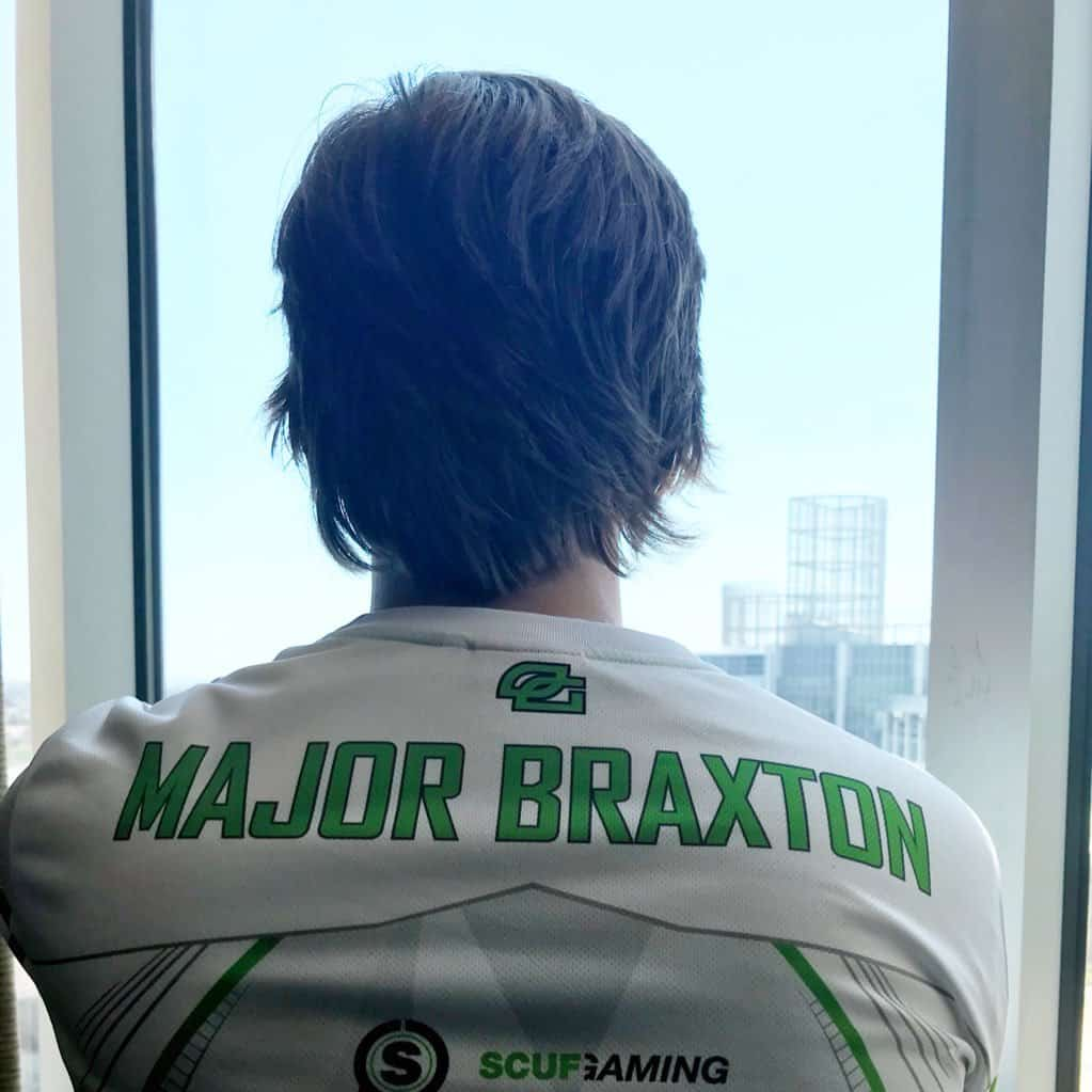 Major Braxton Greenwall Supporter