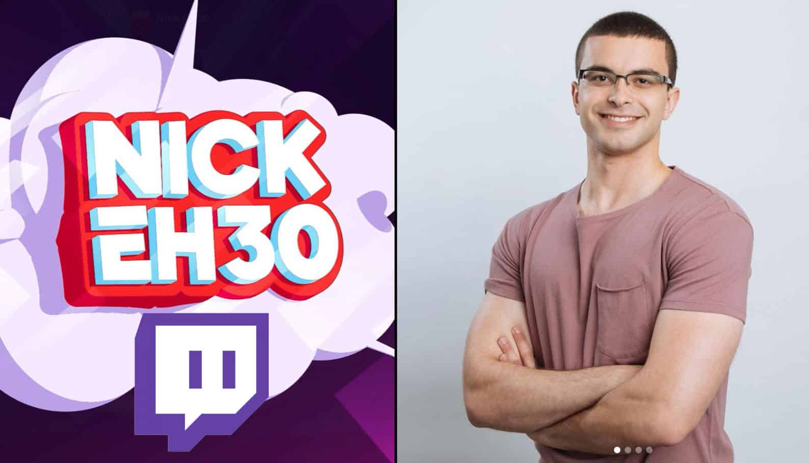 Nick Eh 30 Gains 250,000 On His First Day On Twitch