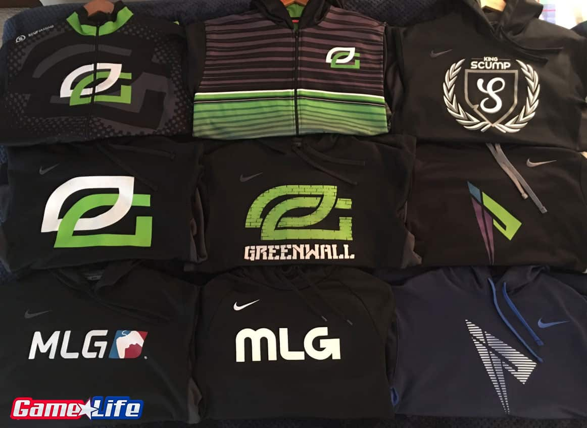 Pamaji King Scump Hoodie OpTic