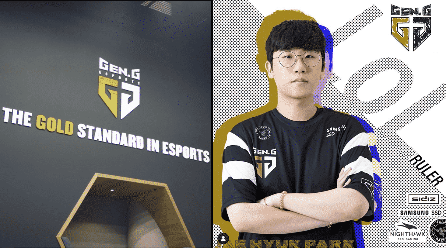 Ruler Signs Three-Year Deal With Gen.G