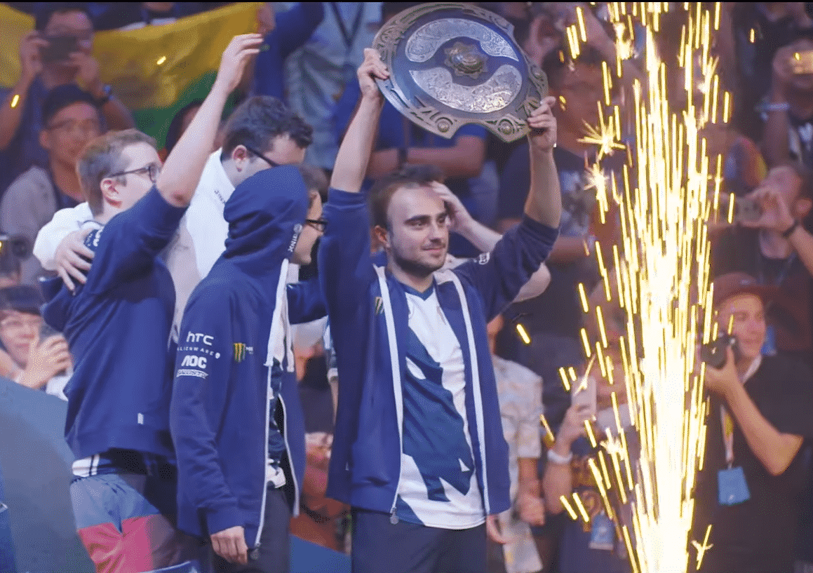 Team Liquid's Dota 2 Roster Leaves Organization To Build Their Own Team