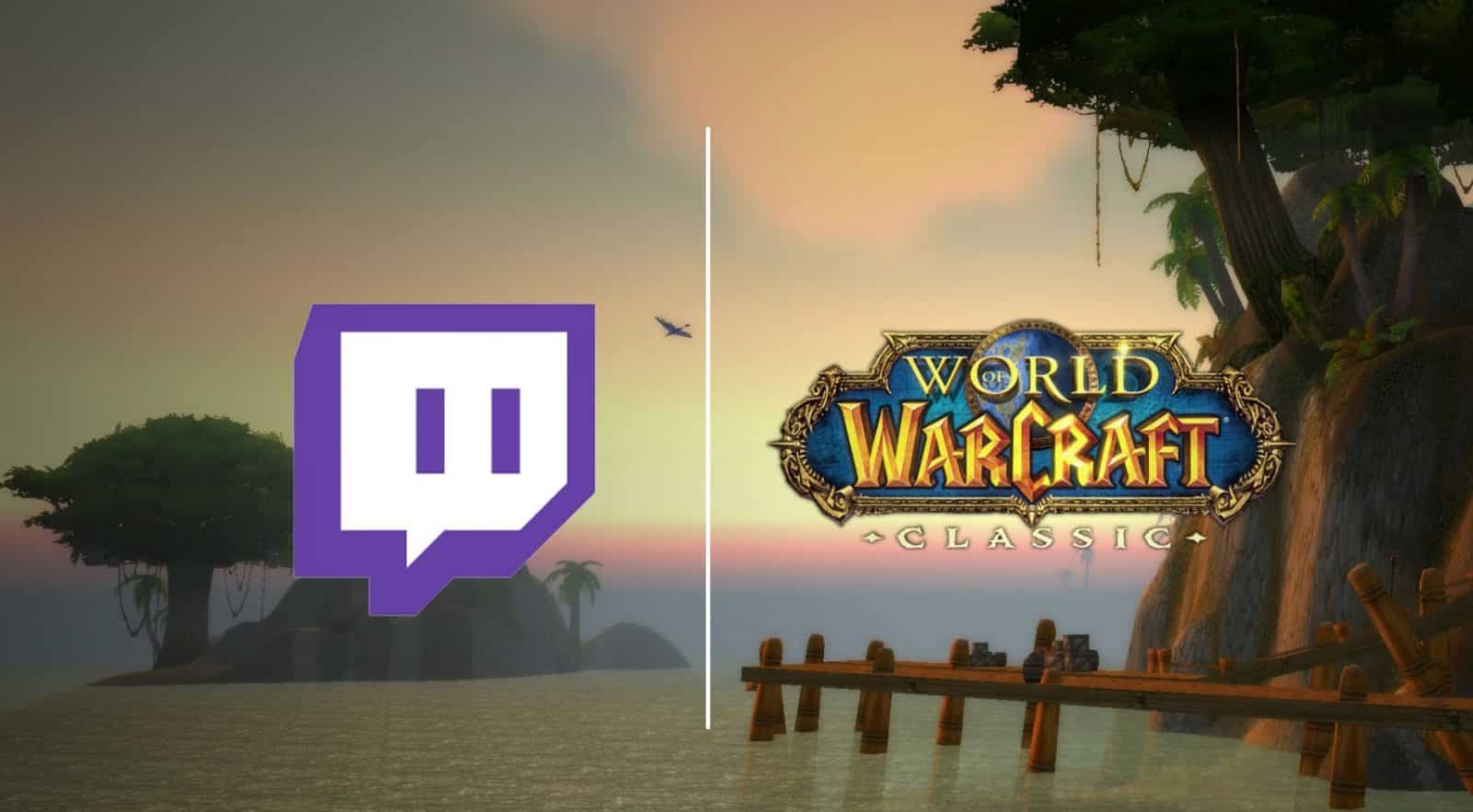 World of Warcraft Classic Hit I Making A Comeback On Twitch