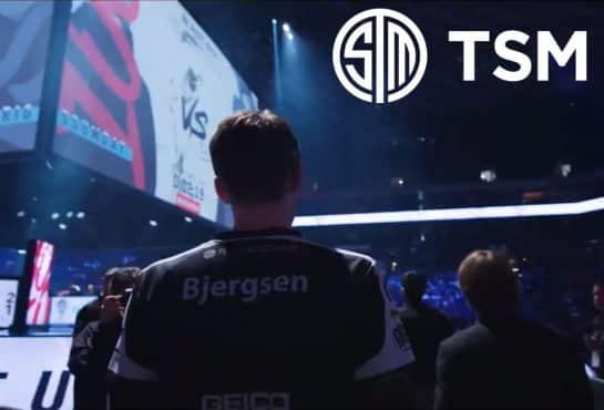 Bjergsen Re-Signs With TSM, Becomes Part Owner.