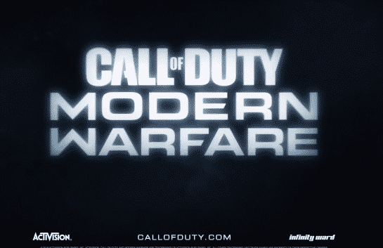 Call of Duty Modern Warfare Is Under Fire By The Community